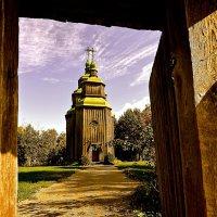 тропинка к Храму :: Сергей Рычков