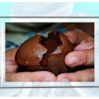 шоколадный кексик) :: АИДа АИДа