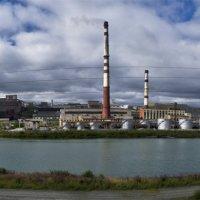 Индустриальный пейзаж :: Artyom S