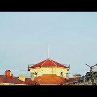 крыша дома :: Алексей Медведев