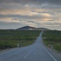 Дорога в горы :: Artyom S