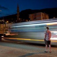 автобус в Хогвардс :: Олег Монастырёв