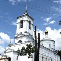 Церковь Николая чудотворца :: Сергей Владимиров