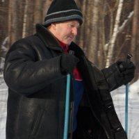 лыжник :: Алина Хадиуллина