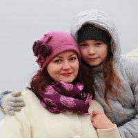 Мама и Дочь :: Арсений Корицкий