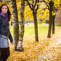 Осень :: Мария Прусакова