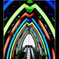 тоннель :: Евгений Мельников