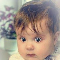 Маленький ангелочек :: Наташа С