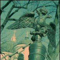 Обратный cross по Питеру. Преображенский собор. :: Макс Балакин