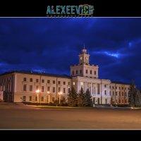 обласной совет, г. Хмельницкий, Украина :: Oleg Alexeevich