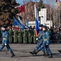 Знамённая группа :: Владимир Клещёв