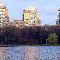 Большие города-2 :: михаил кибирев