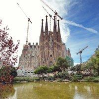 Барселона,Испания... :: Александр Вивчарик