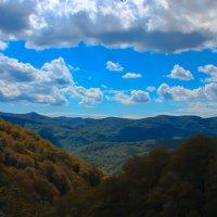 Горы Краснодарского края :: Yar Morgan