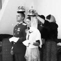 Таинство венчания :: Олег Владимирович