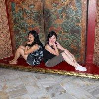 Бангкок. Двойной портрет :: Владимир Шибинский