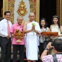 Бангкок. Проводы в монастырь :: Владимир Шибинский