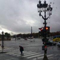 Париж :: Ирина Богатырёва