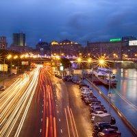 Ночная Москва :: Екатерина Пиняева