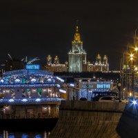 Вечерние огни большого города :: Наталья Rosenwasser