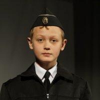 Юный кадет :: Алексей Некрасов