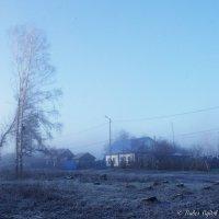 Безмолвие осеннего утра :: Павел Пудов