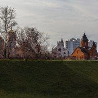 Н.Новгород. Площадь трёх церквей :: Максим Баранцев