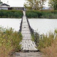 мост, глубинка России :: alex kahovskiy