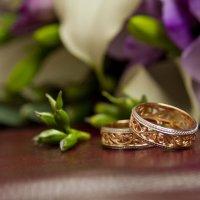 Обручальные кольца :: Оксана ЛОбова