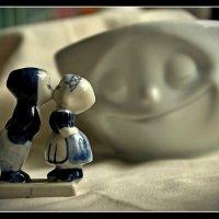 Поцелуй с улыбкой :: Ольга Мальцева