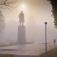 Ленин в тумане :: Александр Крупский