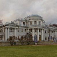 Елагин дворец :: Олег Попков