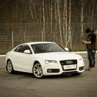 Audi A5 :: Максим Кузнецов