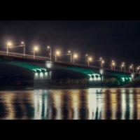 Ночной мост. :: Кирилл Горшков