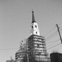 Успенский Собор в родном городе :: Анна Висковатых