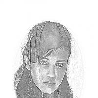 портрет с вуалью :: Shmual Hava Retro