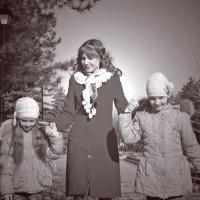Осенняя прогулка :: Лера Суржицкая