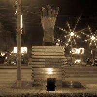 рука1 :: Эдуард Сыромятников