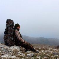 Туманная даль :: Nata S