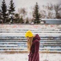 Желтая шапочка :: Владислав Никитин