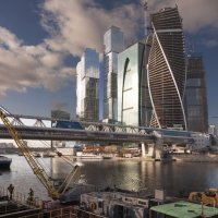 Из серии Стекло и бетон 11/13 :: Борис Гольдберг