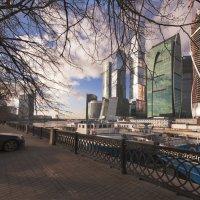 Из серии Стекло и бетон 12/13 :: Борис Гольдберг