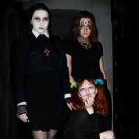 Хэллоуин :: Анжелика Засядько