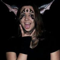 Летучая мышь :: Анжелика Засядько