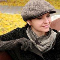 Дама в шляпке :: Анжелика Засядько