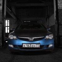 Honda Civic :: Глеб Верижников