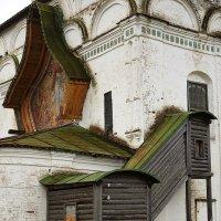 Церковь Димитрия Солунского в Дымковской слободе :: Дмитрий Гришечко
