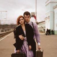 люблю чемоданы) :: Ксения Коша