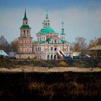 Церковь Симеона Столпника в Великом Устюге :: Дмитрий Гришечко