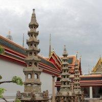 Бангкок. Монастырь :: Владимир Шибинский